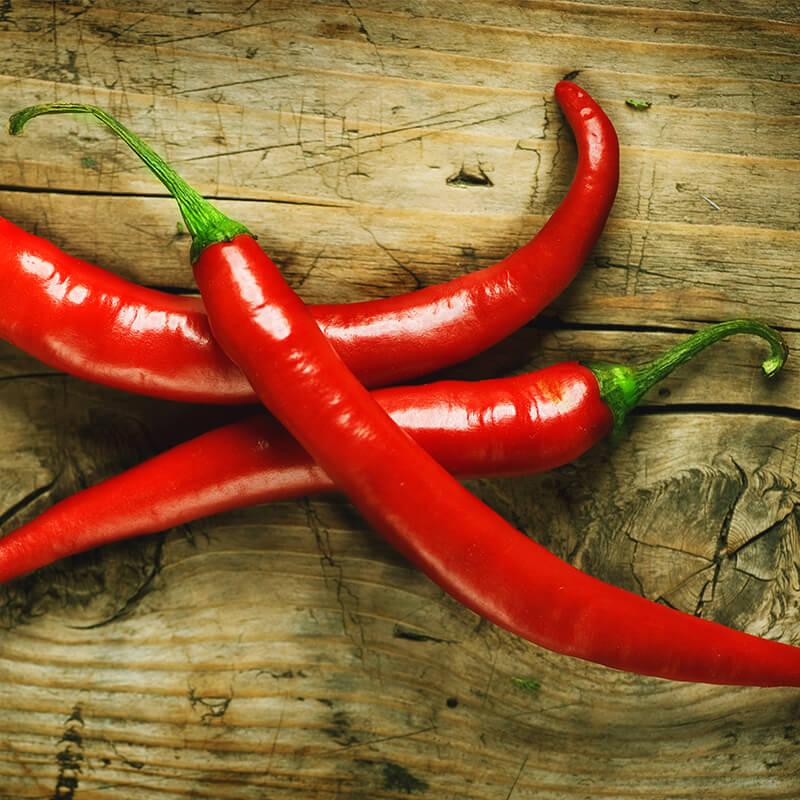 Frisk Chili til Gul Sol Smoothie Opskrift