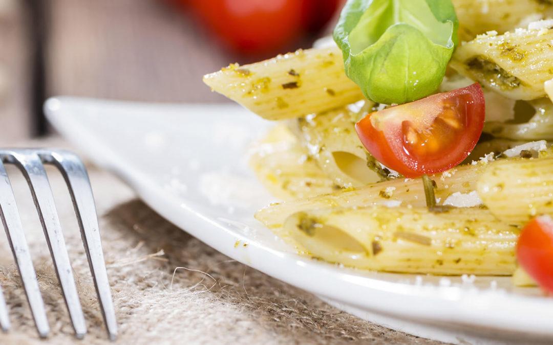 Italiensk Pesto Pasta