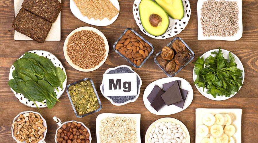 10 gode kilder til Magnesium
